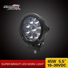45w High power yacht light led yacht lamp waterproof led marine navigation lights