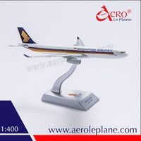 Singapore Airlines Diecast A330-300 1/400 16cm Airplane Business Gift