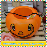 Halloween Pumpkin Bucket,Candy bucket,small pumpkin