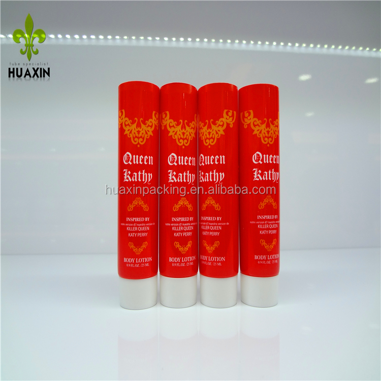 asian red hot tube wholesale alibaba 25ml plastic mini packaging