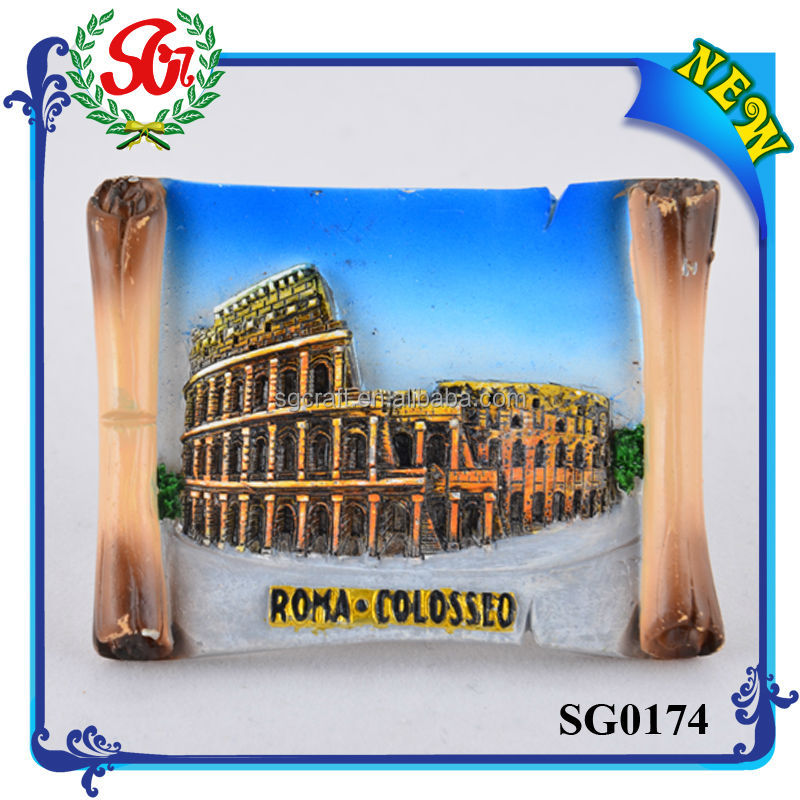SG0174 Roma Souvenir buy magnets
