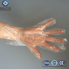 Poly Disposable Food Service HDPE Gloves (Latex Vinyl Nitrile Free) hot sale