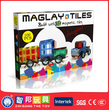 Promotional Top Quality Magnetic Building Tiles Toys