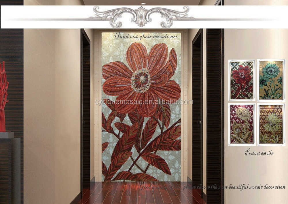 Mosaic Art, decoration bubble glass mosaic tile