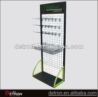 Special popular metal wire basket display rack