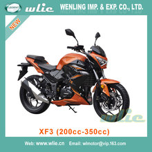 China Made cheapest sport motorcycle cheap steet bike Racing Motorcycle XF3 (200cc, 250cc, 350cc)