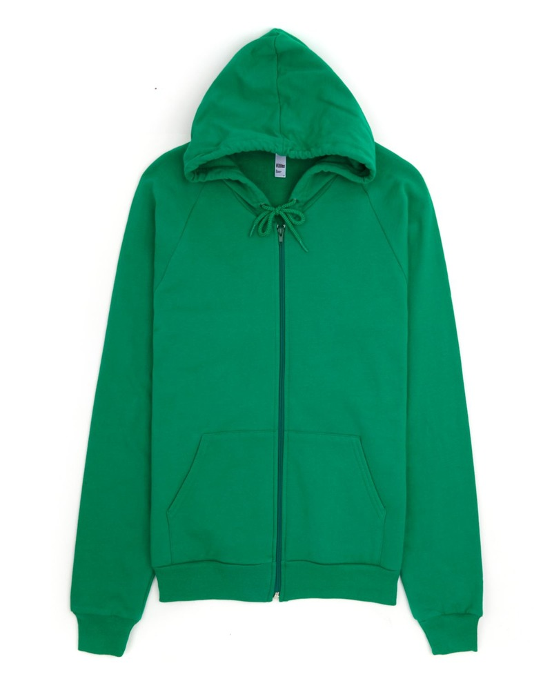 Ahd023 cotton polyester fleece zip hoodie made in china for Cotton polyester flannel shirts