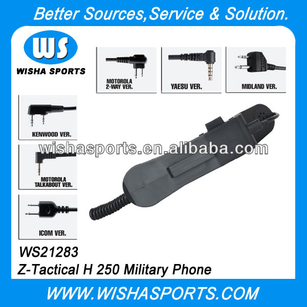Z-Tactical US Army Communication H-250 Military Grade Phone