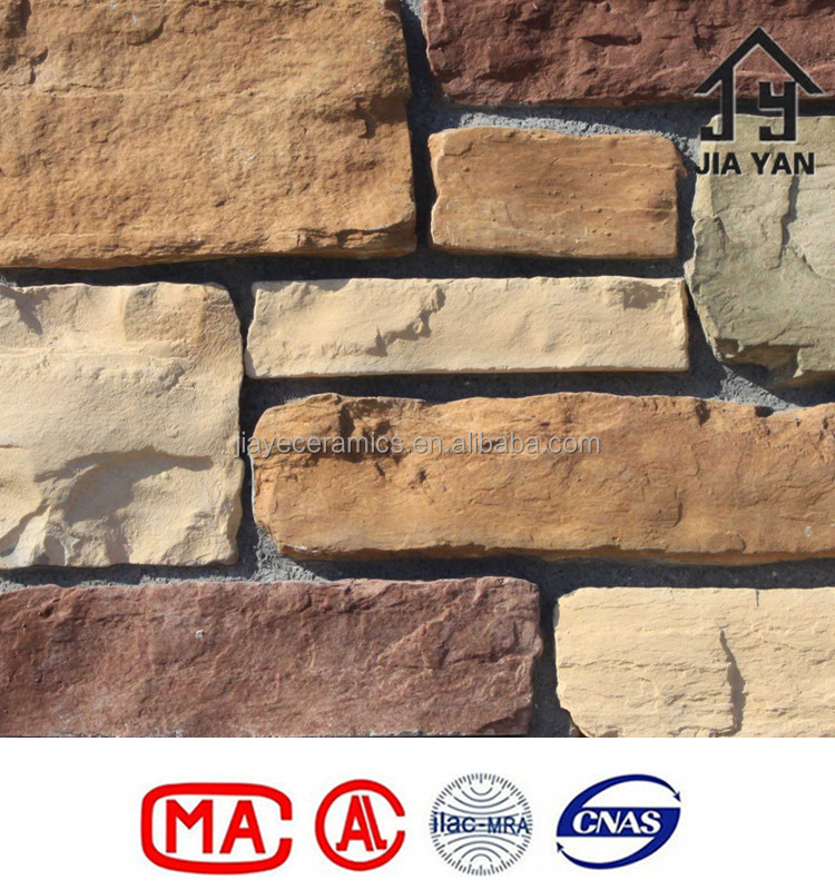 Wall cladding artificial stone archaize bricks for sale