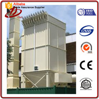 Bag house dust collector industrial smoke filter