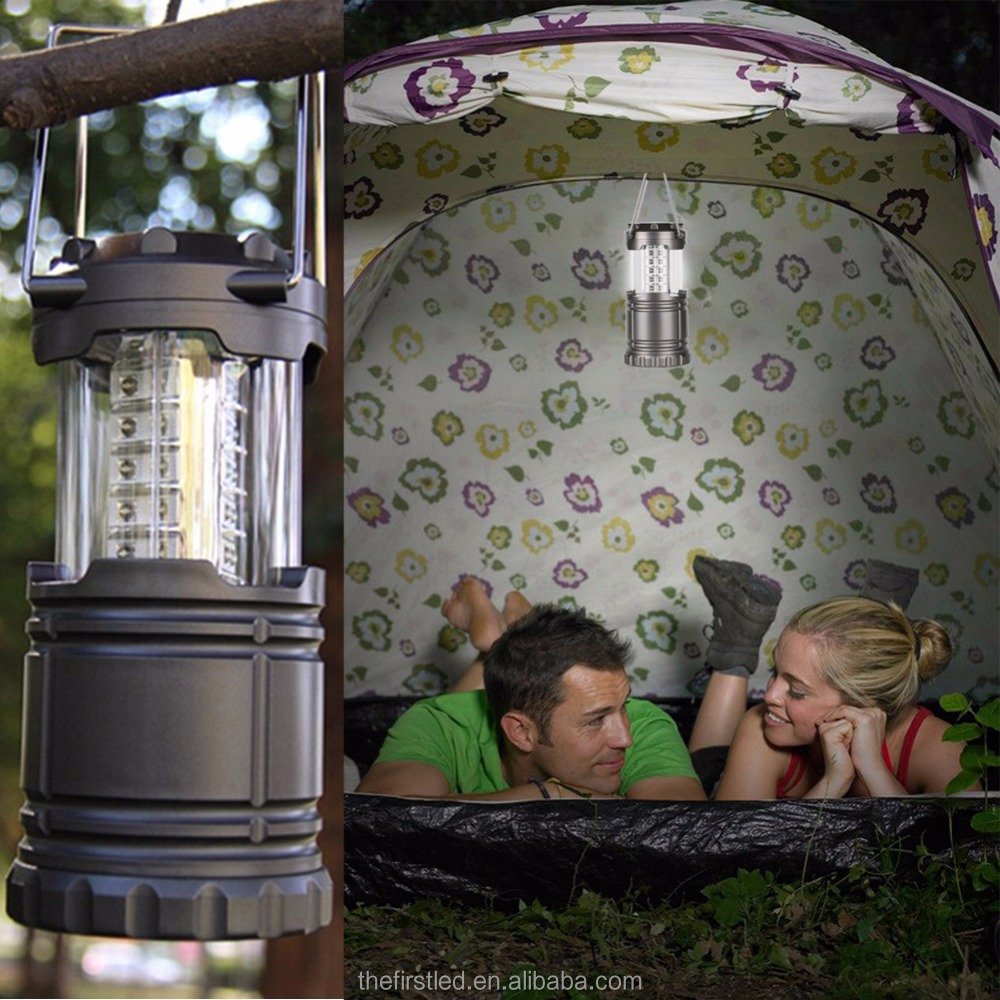Hot sale Popular for the market supply 30pcs led camping lantern