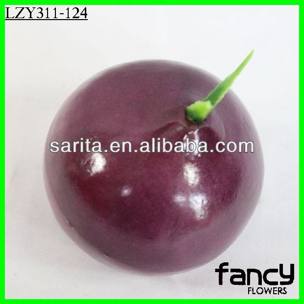 Wholesale decorative foam cheap artificial onions
