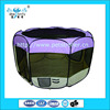 Fabric dog exercise Pet portable playpen Portable soft dog playpen