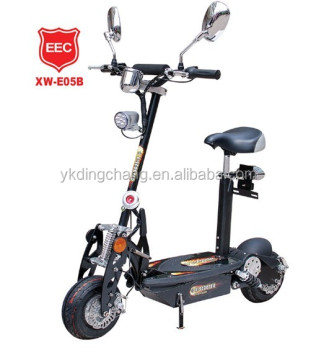 EEC 500w electric scooter (XW-E05B)LBW scooter