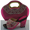 New Design Brand new italian shoes matching bag with great price