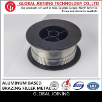High Temperature Aluminum Flux Cored Wire