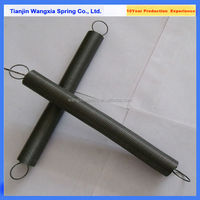 Tension Spring with ends hooks for army organized