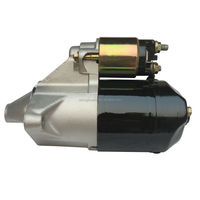 Good-quality auto spare parts renewed car starter motor for Toyota Tercel OEM: 28100-10030 Lester: 17000 Engine: 2E