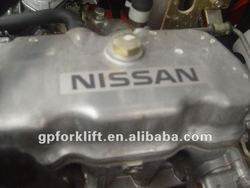 Brand New Nissan Engine Forklift Truck
