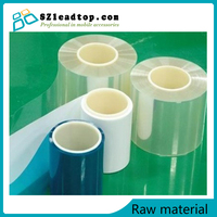 china supplier screen protector roll film for mobile phone