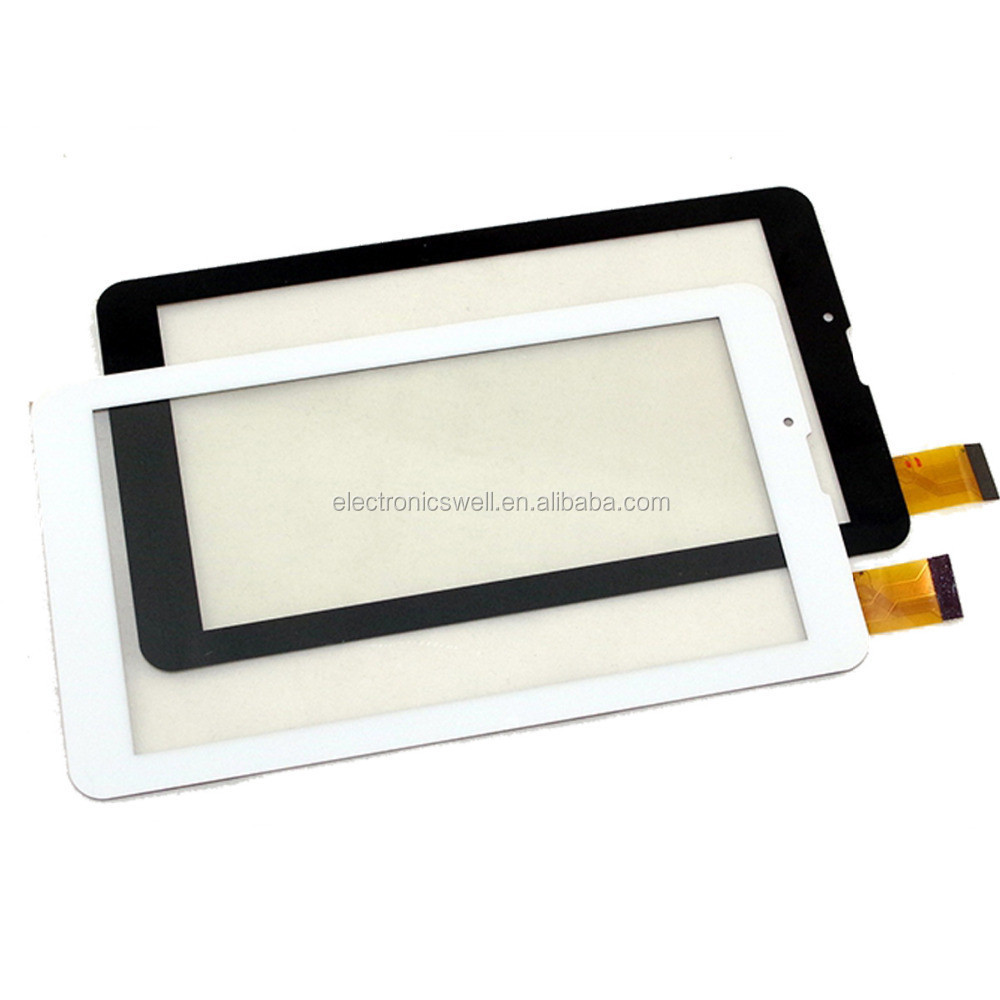 Wholesale 7 inch Tablet Capacitive Touch Screen , Digitizer, Panel, Glass, Display Replacement For Tablet Oysters T72X 3G