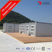 High quality comfortable accommodation container