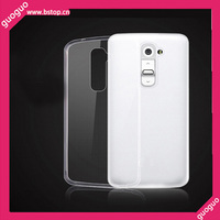 Top TPU Material Cell Phone Back Cover Case for LG G2