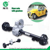 Chinese price high performance electric motor transaxle for golf cart