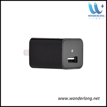 wholesale best selling wall charger p2p wifi hidden spy camera charger camera hd 1080p adapter camera