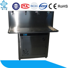 big storage with four taps ultrafiltation water purifier machine for hospital use