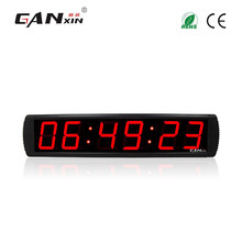 [Ganxin]4'' 6 Digits Indoor Led Tea Timer with Remote Control