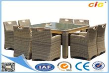 SGS Approved Classic Design cast iron dining table base