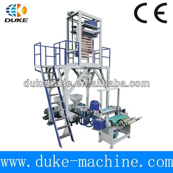 DK-AA Polypropylene Film Blowing Equipment
