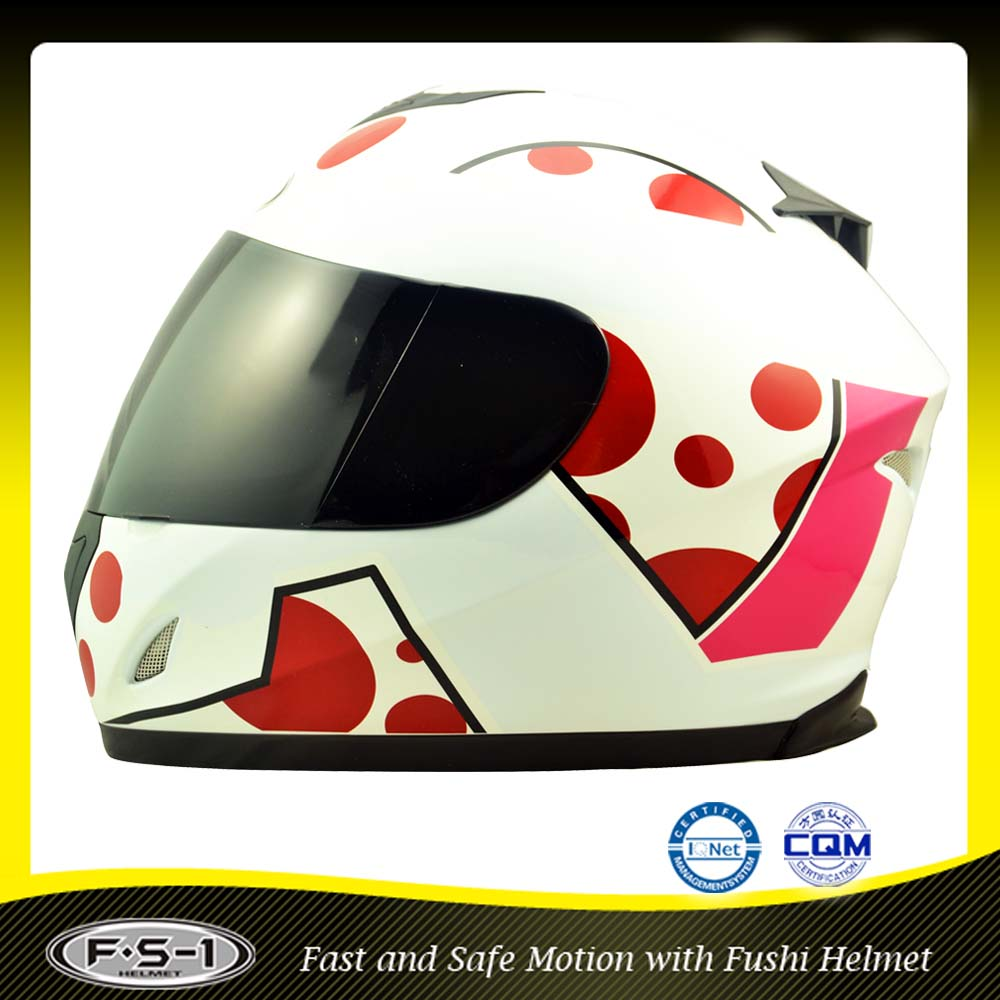 DOT FUSHI lightweight full face helmet youth full face helmet