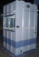 Porta Security Cabins