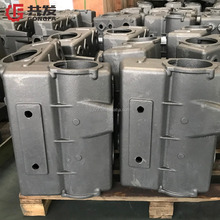Custom foundry part grey risen sand casting iron