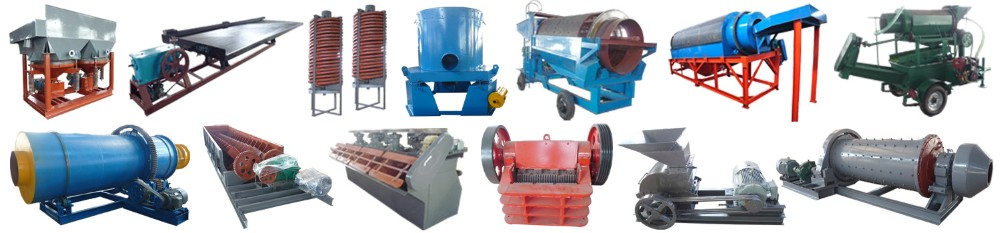 China Gold Mining Machine