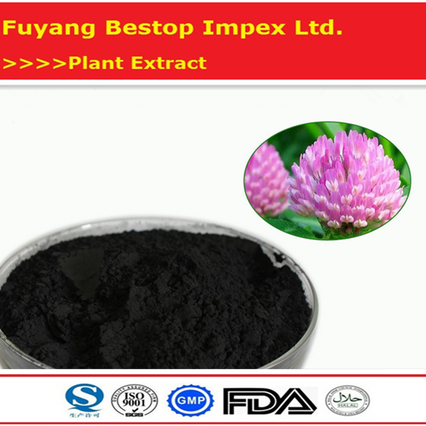 Hong Che Zhou 2016 best sell high purity Red Clover Powder Extract