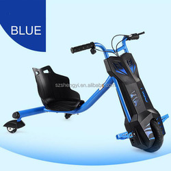 High Quality Electronic Foot Scooter Drift Trike Bike Electric Drift Trike 3 Wheel Electric Scooter Adult