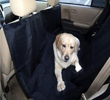 Designed for Pets Waterproof Polyester Oxford no Slip Pet Car Seat Cover