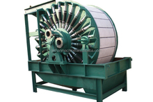 Good Quality Rotary Drum Vacuum Filter for Mine Beneficiation Vacuum Suction Filter External Filtration for Ore Processing