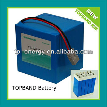 12V60Ah+PCM Motorcycle battery with SLA casing