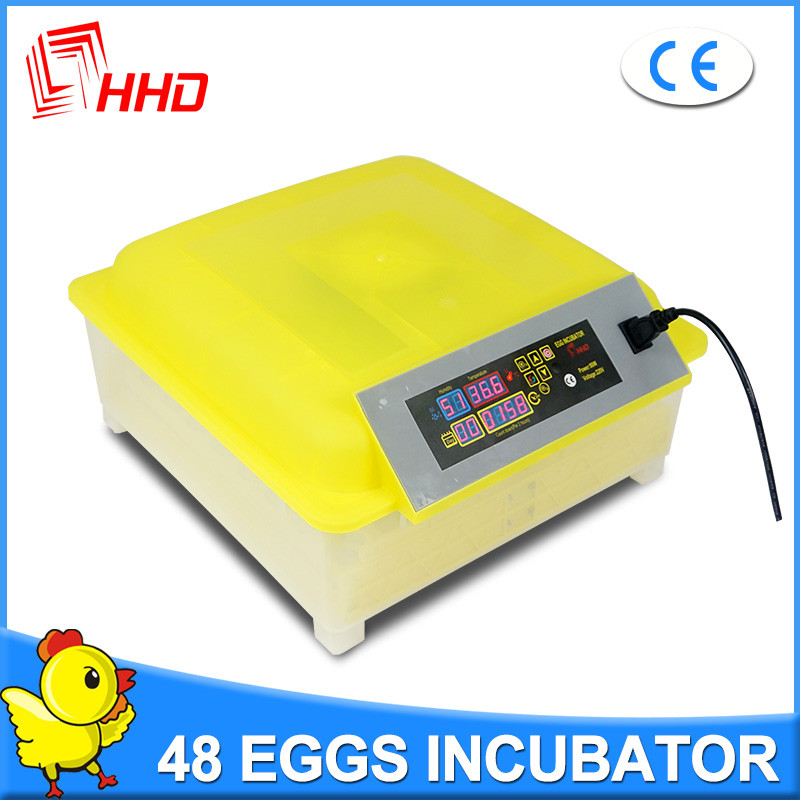 HHD 2016 Hot sale egg incubator full automatic new agricultural machines names and uses egg incubator with best price for sale