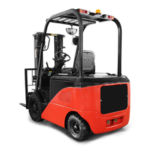 REDDOT High Quality 3.0/3.5Ton Four Wheel Electric battery operated Forklift truck CPD30FT8 with AC power for cold storage