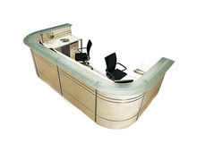Hot Sale Modern U Shape Office Front Furniture Used Reception Desk