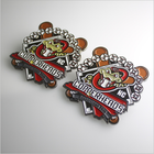 Newest customized metal enamel sports baseball trading pin