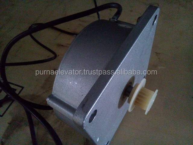ELEVATOR PERMANENT MAGNET DOOR MOTOR WITH BUILT IN ENCODER&PARTS