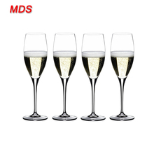 Hot sale catering decorate champagne glasses for wedding party