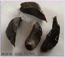 100% Natural Organic Best Aged Peeled So Many Black Garlic--from facyory to office