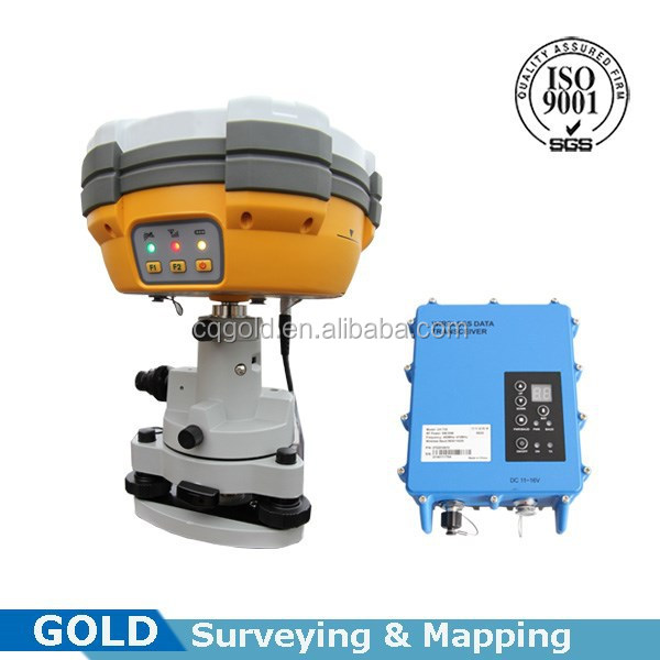 High-accuracy RTK GNSS/GPS Base Station